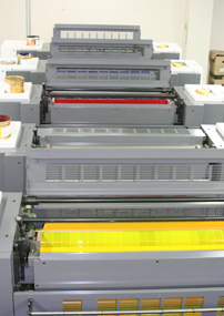 UV印刷機